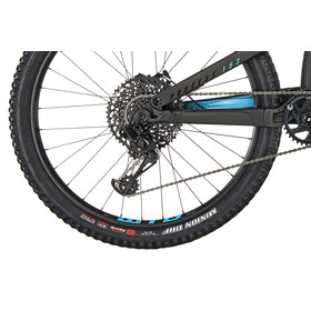 "Kona Process 153 CR 27,5"" matt charcoal/gloss black/ice blue"